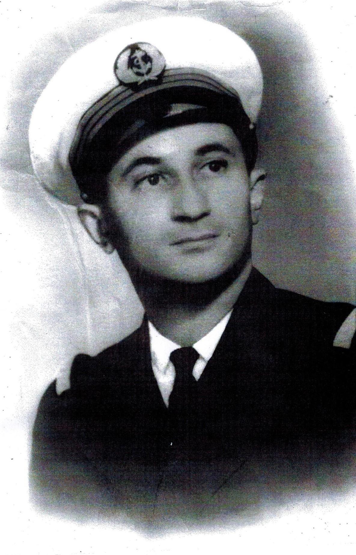 1930 Georges Fontaine Officier de marine CADRE.jpg