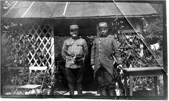 1914-08-12 FRançois Boucher et Paul Boucher au Rudlin.jpg