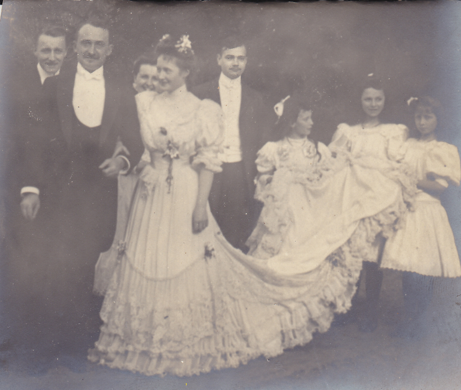1906 04 26 Mariage Georges Cuny et Marie Boucher Renaud Seynave.jpg