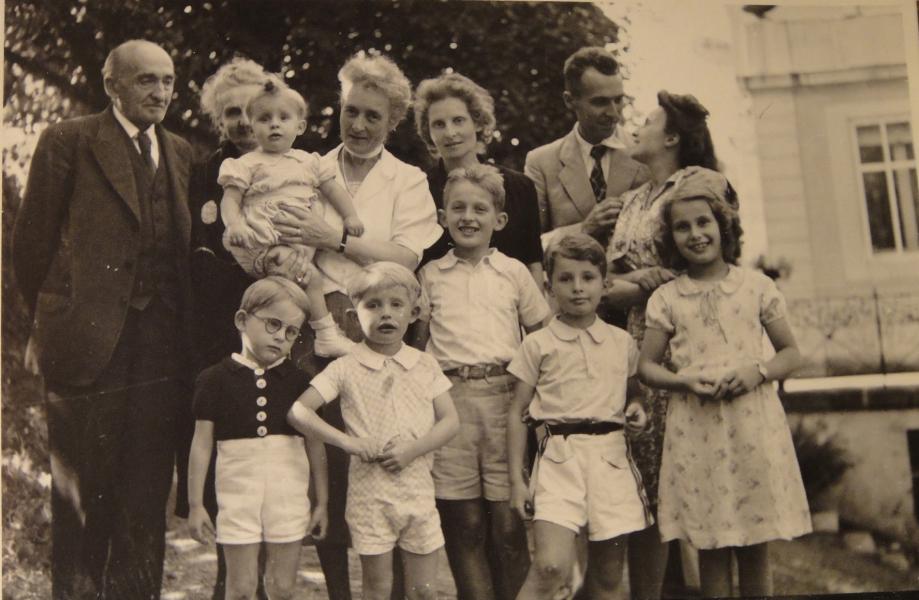 1941-11-12 Mariage Vivette et Andre DSC04896.JPG