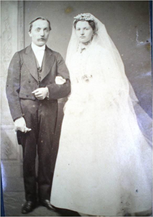 1871 Mariage Henri Cuny et Clementine Perrin DEHOLLAIN sans legende réduitePaysage.jpg