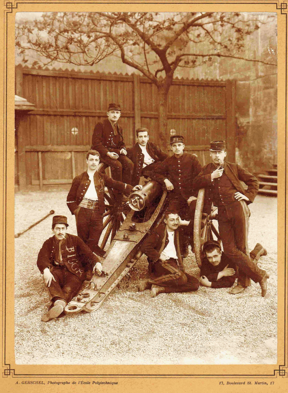 1893 Georges Cuny à l'X - Cours Artillerie (V0048).jpg