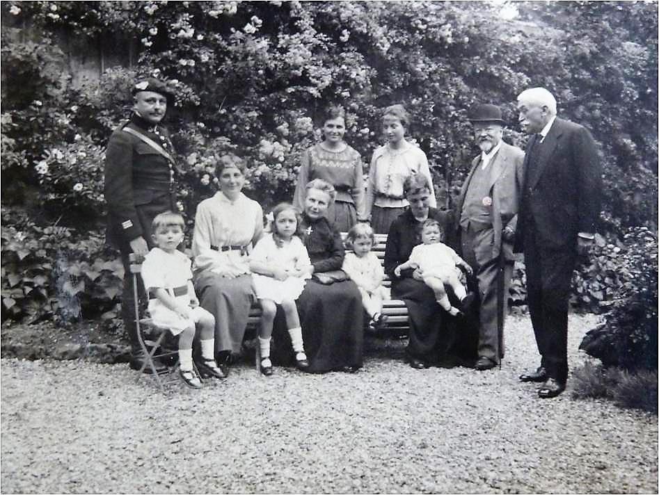 Image 36 1917 Paul Bouher-Baptême Madeleine Boucher.jpg