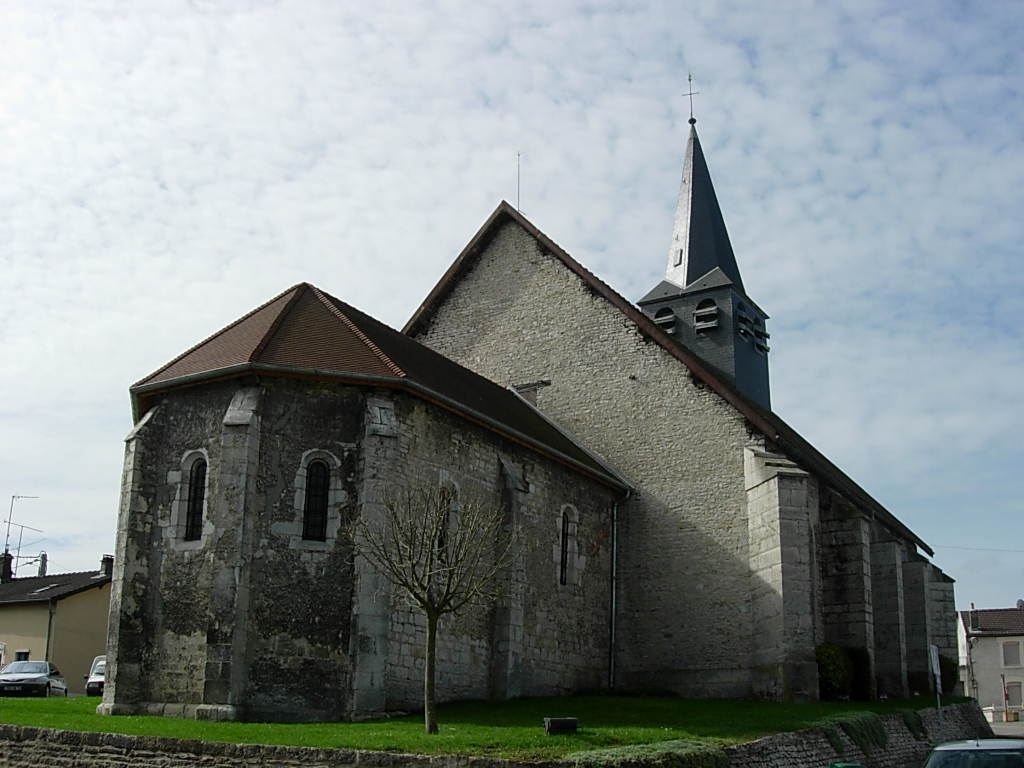 Bayel_église_printemps_2005