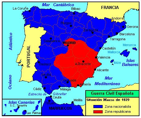 España_Marzo_1939