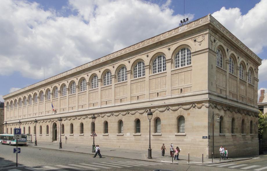 Façade_de_la_Bibliothèque_Sainte-Geneviève,_sud-est