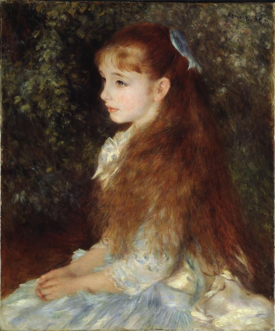irène cahen d\\\'anvers Renoir
