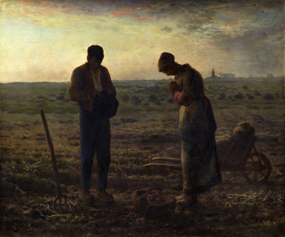 JEAN-FRANÇOIS_MILLET_-_El_Ángelus_(Museo_de_Orsay,_1857-1859
