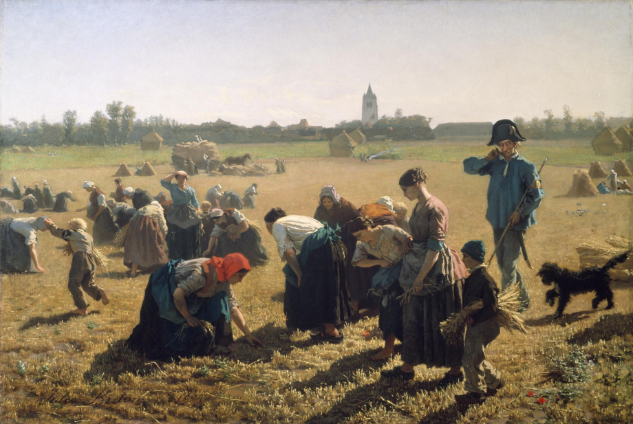 Jules_Adolphe_Aimé_Louis_Breton,_The_Gleaners,_1854