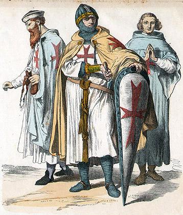 Knights-templar