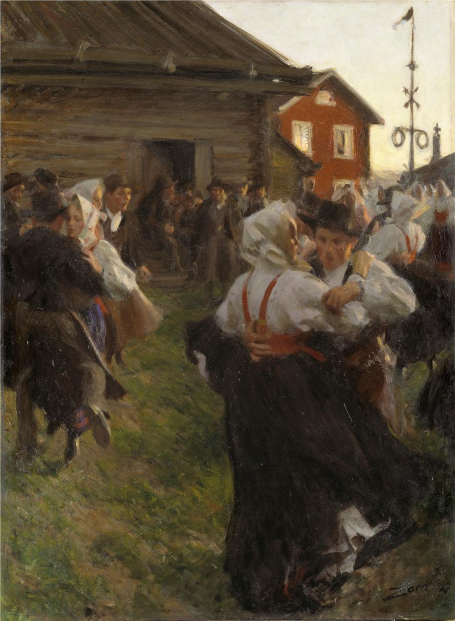 Midsommardans_av_Anders_Zorn_1897