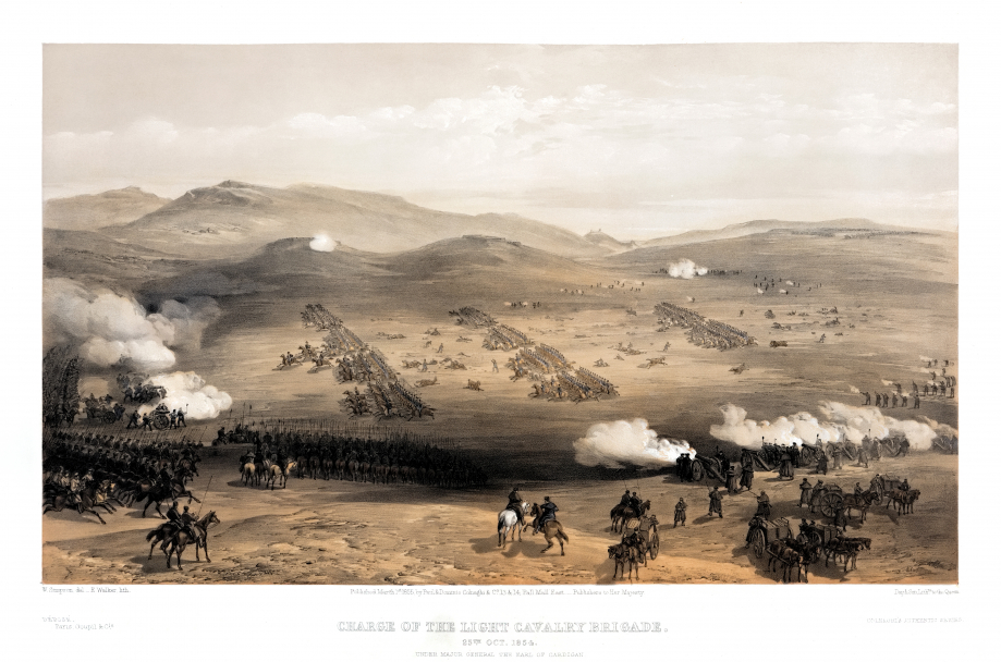 William_Simpson_-_Charge_of_the_light_cavalry_brigade,_25th_Oct