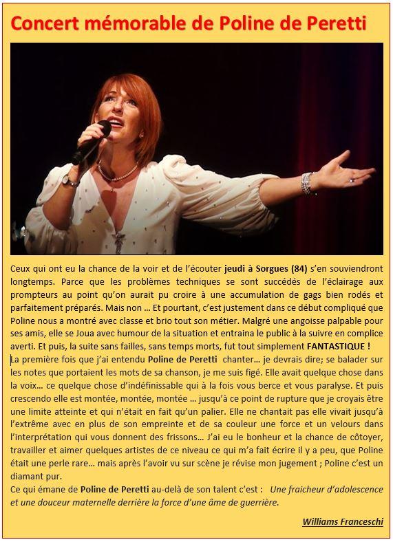 Capture article concert memorable de Poline.JPG