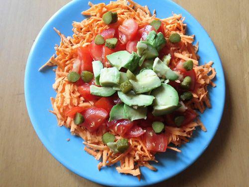 salade patate douce crue (1).JPG