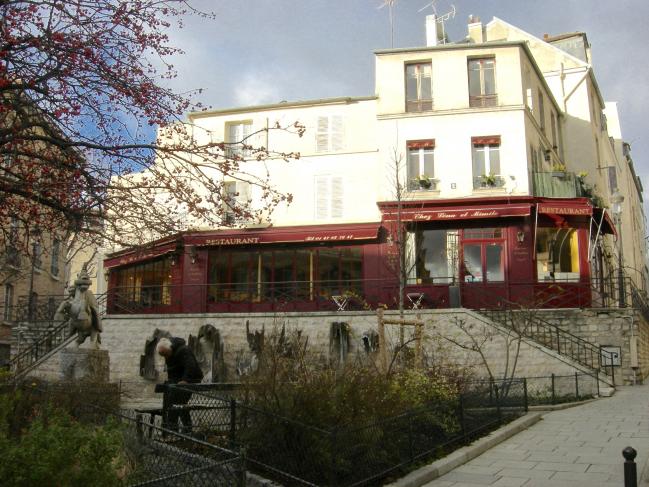 PARIS 5ème - LA CONTRESCARPE, RUE LUCIEN HERR