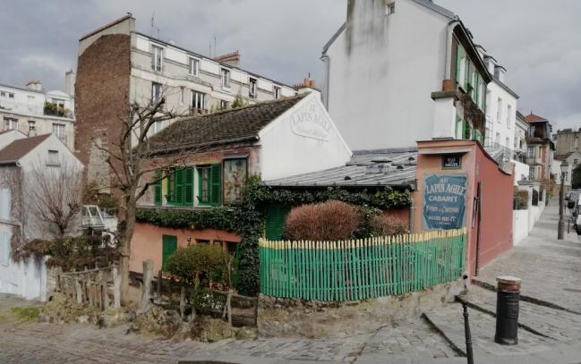PARIS 18ème -