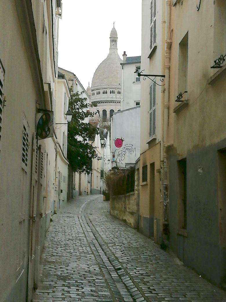 PARIS 18ème - RUE SAINTE RUSTIQUE