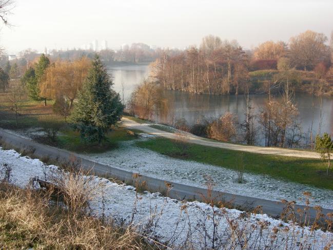 Parc interdépartemental de VILLENEUVE SAINT GEORGES