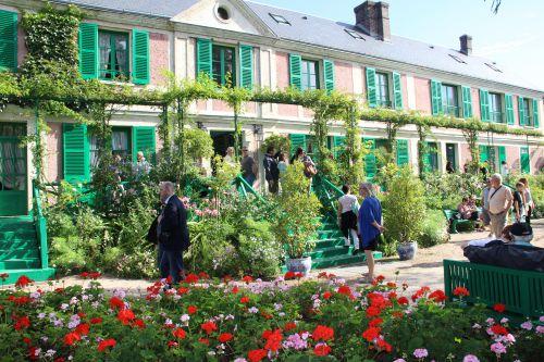 Giverny, maison de Claude MONET