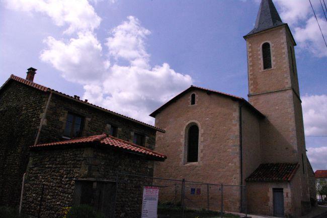 Eglise romane du XII iéme siécle