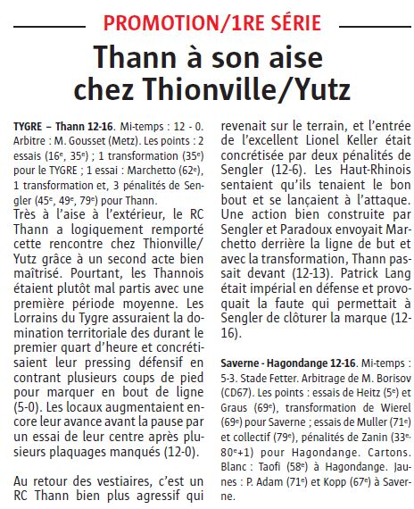 l alsace lundi 27 11 2017 tygre thann article.JPG