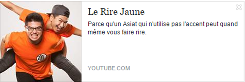 eleutheria.blog4ever.net le rire jaune meilleur chaine youtube.png