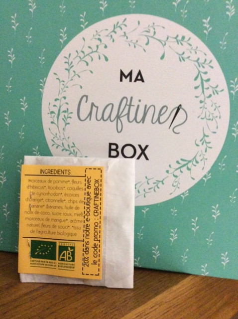 craftine box thé