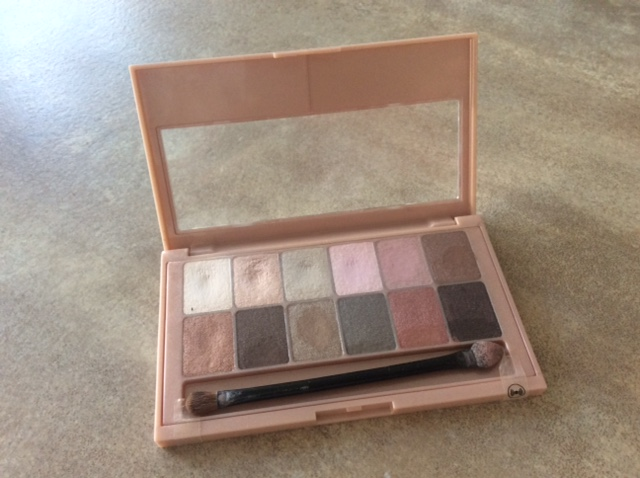 the blushed nudes 2