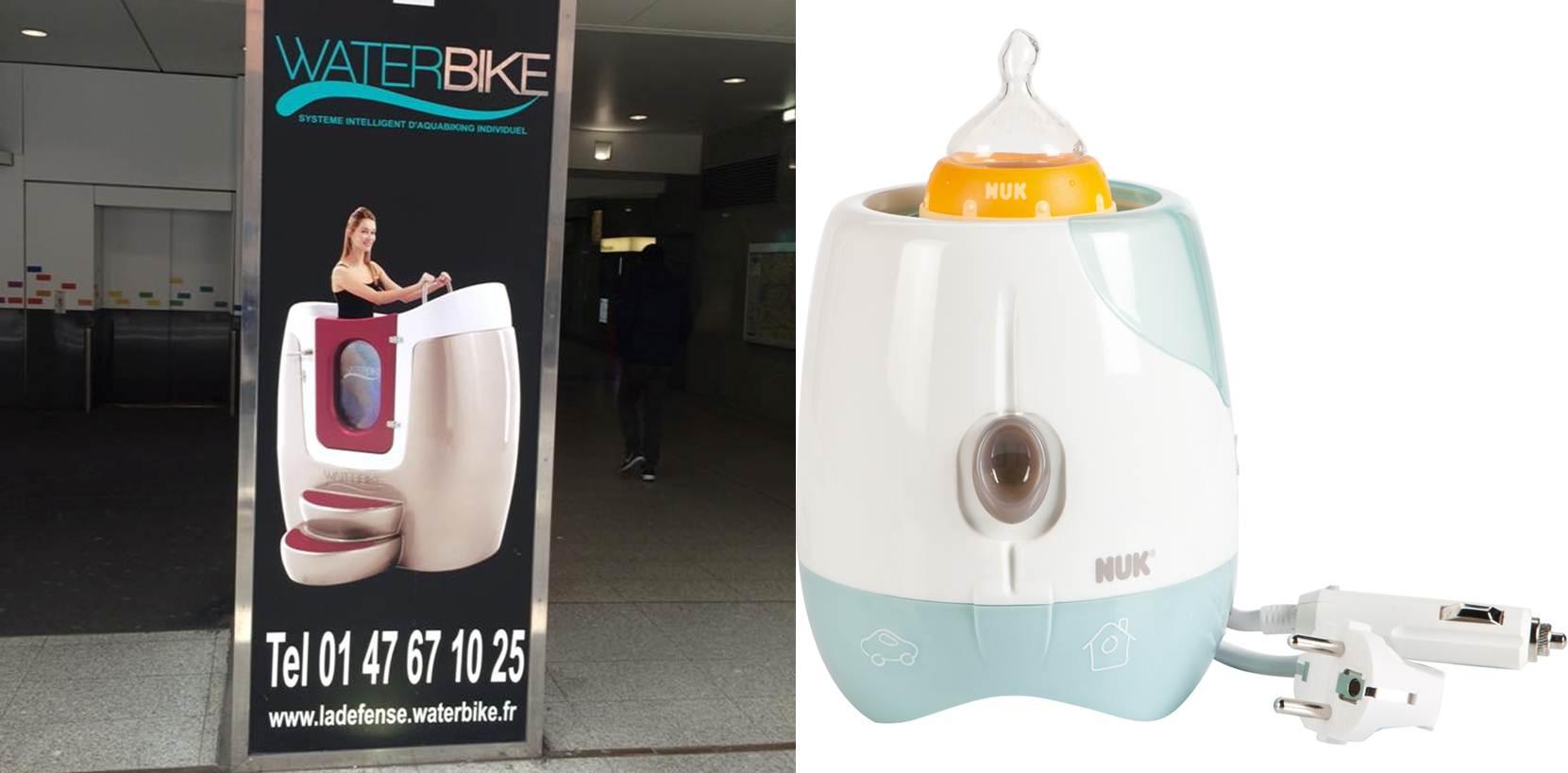 waterbike et robot de cuisson mauvaises langues. Black Bedroom Furniture Sets. Home Design Ideas