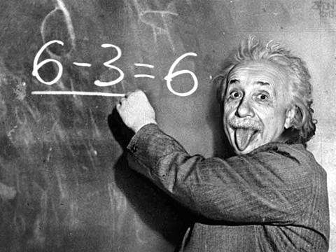 expose sur albert einstein