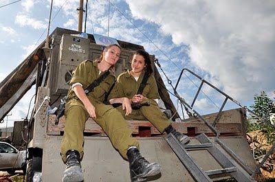Israël les femmes à Tsahal.jpeg