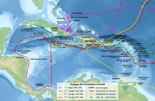 640px-Christopher_Columbus_voyages_map-fr.svg.png