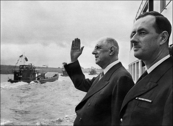 Charles de Gaulle, biographie et citations - Club de Réflexion ...
