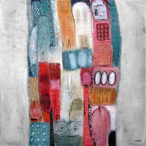 Peinture de Valérie Nogier