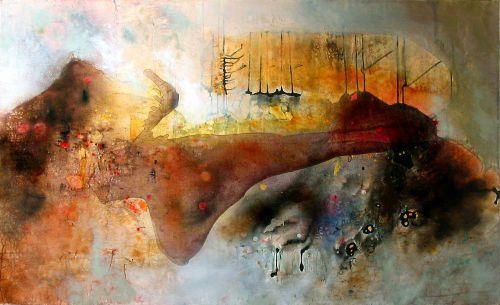 Peinture de Thierry Virton