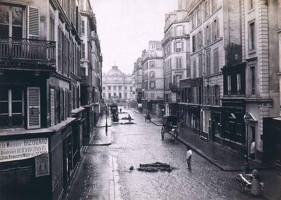 Marville ou les plus belles photos de Paris