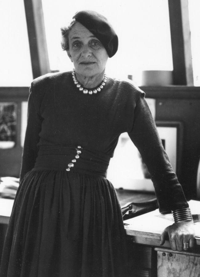La photographe Dorothea Lange