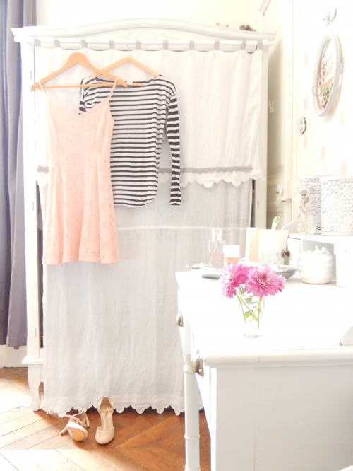 Faire le tri de son dressing