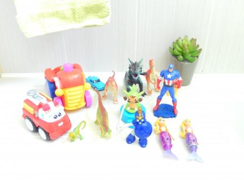 Rangement pour les jouets pour le bain