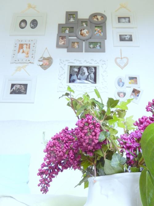 Une jolie galerie de photos chez soi