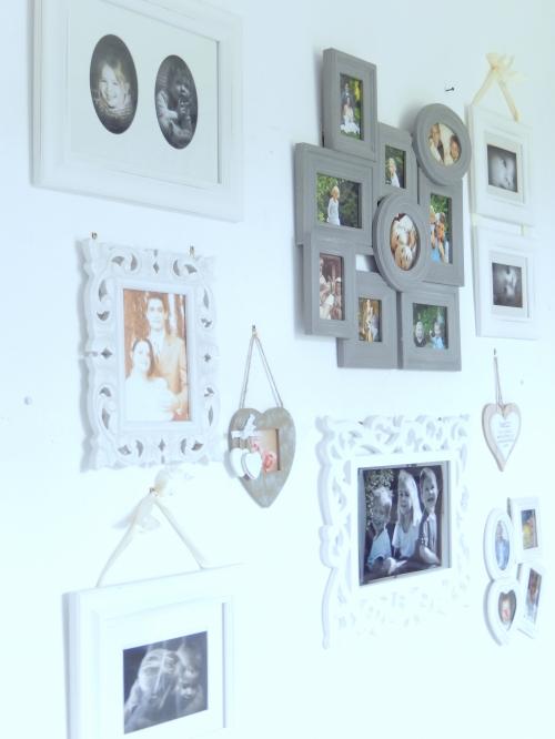 Un mur de photo
