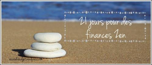21 jours pour des finances zen