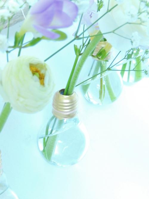 des ampoules pour fleurir son intérieur 2