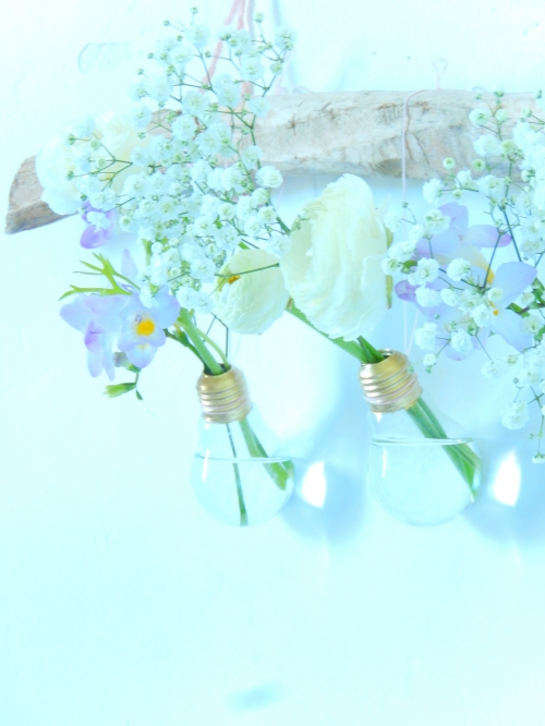 des ampoules pour fleurir son intérieur 5