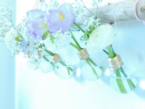 des ampoules pour fleurir son intérieur 6