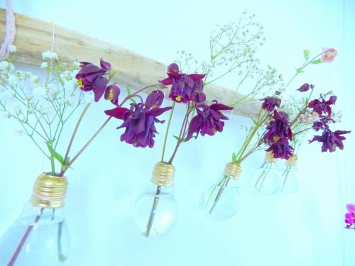 des ampoules pour fleurir son intérieur 7