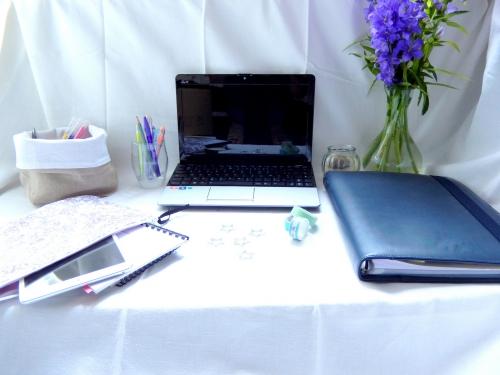DIY un bureau nomade