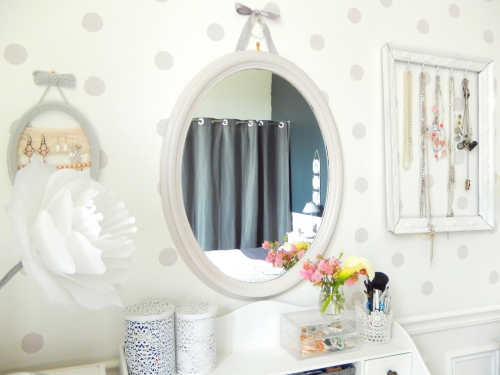 diy customiser un miroir