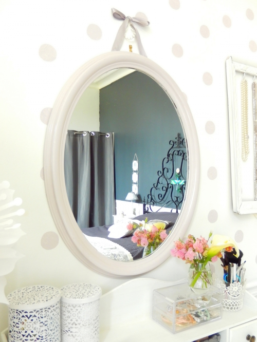 diy customiser un miroir 9