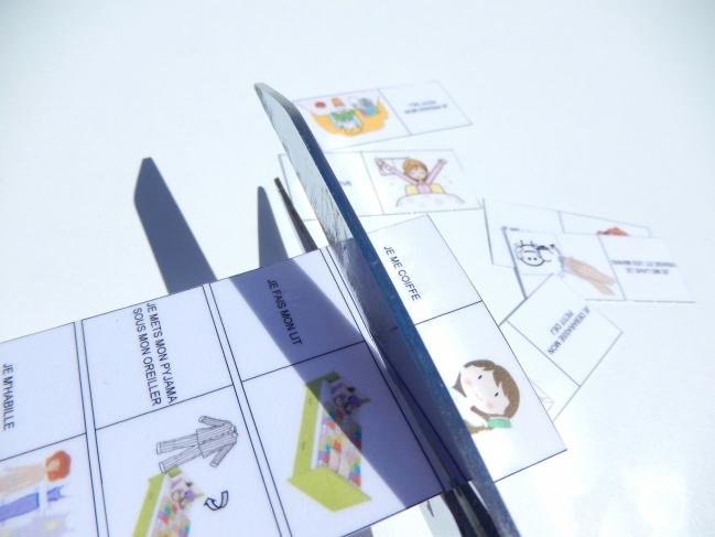 routine enfant free printable 3